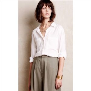Anthropologie | Cloth & Stone Lillith Shirt Large